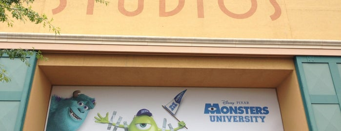 Disney® Studio 1 is one of Orte, die Valérie gefallen.