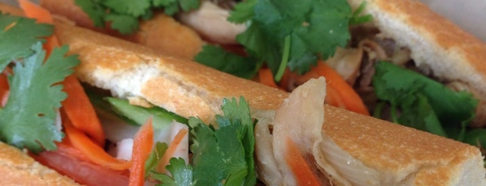 Ô Bánh Mì is one of LA.