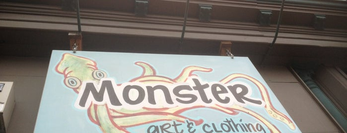 Monster is one of Seattle.