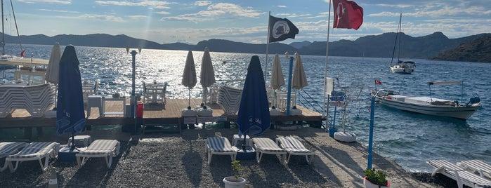 Yalıbaşı Yasemin Pansiyon Restaurant is one of Gespeicherte Orte von Ibrahim.