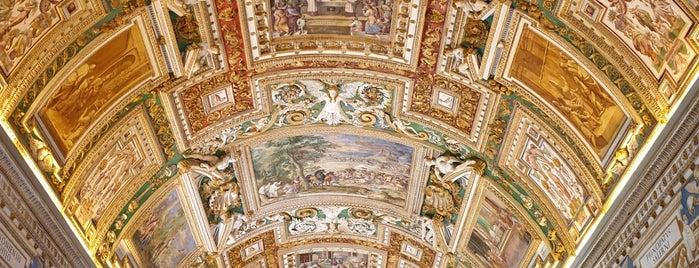 Galleria delle Carte Geografiche is one of Roma.