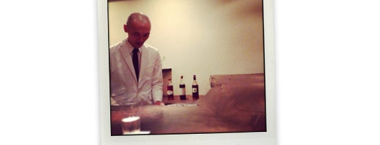 BAR Gen Yamamoto is one of PUNCH - Tokyo.
