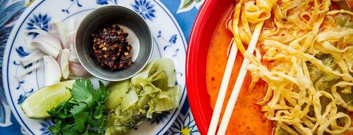 Pok Pok NY is one of 2015 Michelin Stars: New York.