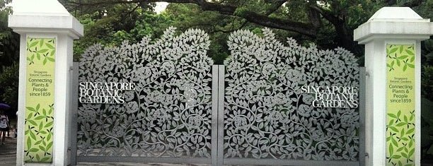 Tanglin Gate | Singapore Botanic Gardens is one of Locais curtidos por Alan.