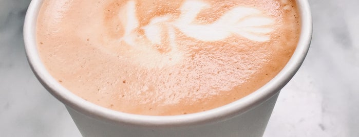 Paramo Coffee Roasters is one of Lieux qui ont plu à Edwina.
