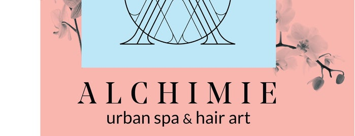 Alchimie Urban Spa and Hair Art is one of Anda 님이 저장한 장소.