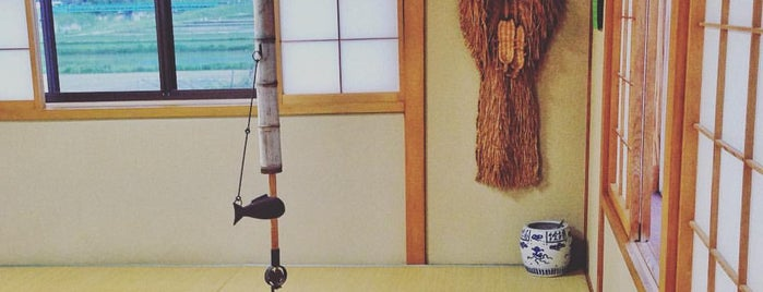 遠野ユースホステル is one of おれが泊まった世界の安宿.