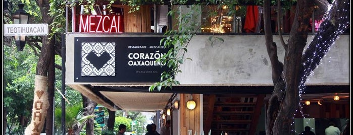 Corazon Oaxaqueño is one of cdmx brunch/dinner.