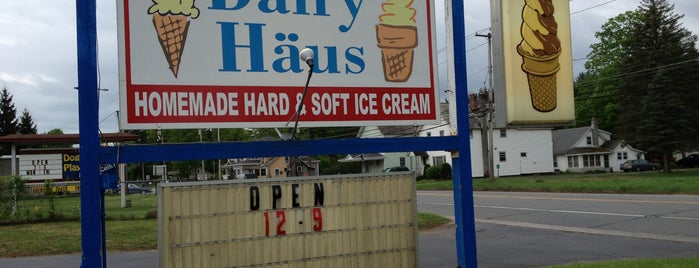 Dairy Haus is one of July 2019.