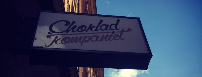 Choklad Kompaniet is one of Sweden/Denmark.