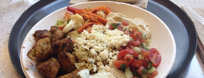 Roti Modern Mediterranean is one of Cheap Eats.