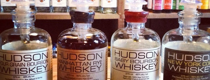Tuthilltown Spirits is one of Upstate.