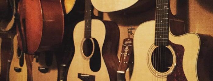 McCabe's Guitar Shop is one of Santa Monica.