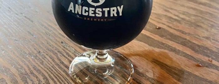 Ancestry Brewing is one of Stewart's Liked Places.