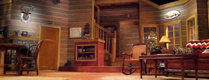Helfaer Theatre is one of Milwaukee's Best Performing Arts - 2012.