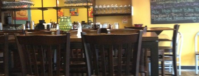 Savor Cafe is one of สถานที่ที่บันทึกไว้ของ DeLauren.