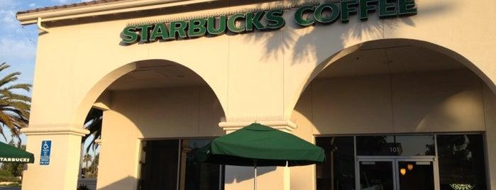 Starbucks is one of My Favorite Coffee Shops.