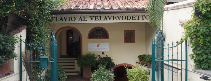 Flavio al Velavevodetto is one of italy.