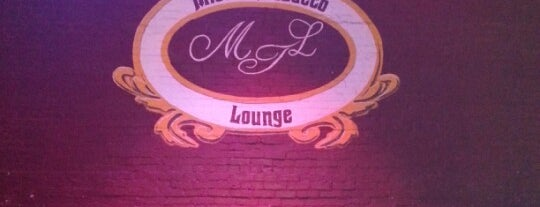 Mission Tobacco Lounge is one of Living in Southern California.