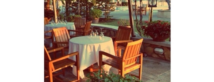 Alexandra Restaurant @ Copamarina Beach Resort is one of Puerto Rico Restaurants.