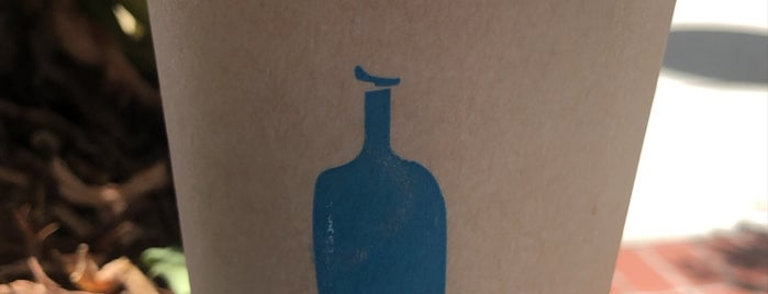 Blue Bottle Coffee is one of LA-coffee.