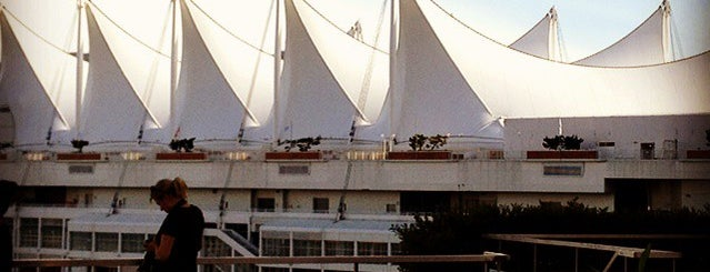 Canada Place is one of Vancouver Wish List.