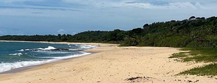 Praia de Itapororoca is one of Posti che sono piaciuti a Dade.
