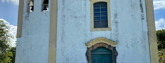 Igreja Matriz Nossa Senhora da Pena is one of Porto Seguro.