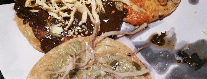 Santo Cielo Cocina de Barrio is one of Restaurantes Puebla.