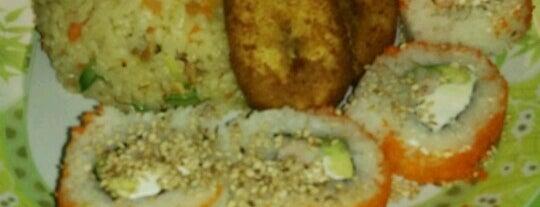 Kioday Sushi is one of Posti che sono piaciuti a Kandylicious.