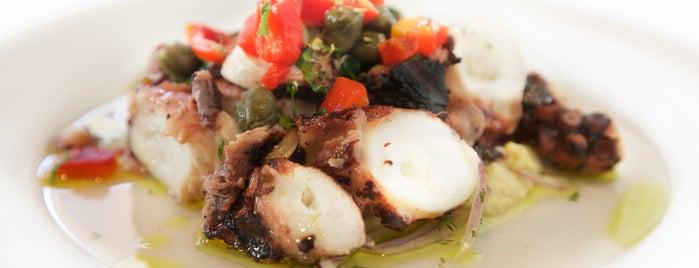 Yefsi Estiatorio is one of New York Best: Food & drinks.