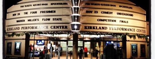 Kirkland Performance Center is one of Lugares favoritos de Jessica.