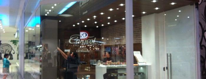 Caracol Chocolates is one of Lieux qui ont plu à Luiz.