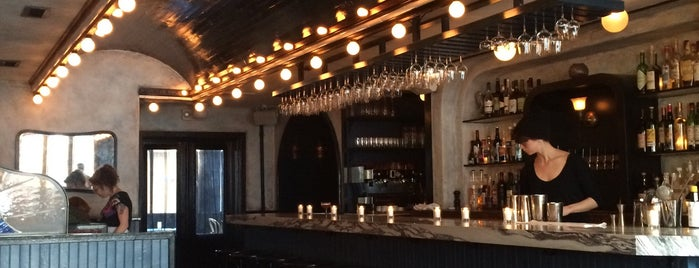 June Wine Bar is one of Best Date Bars in NYC.