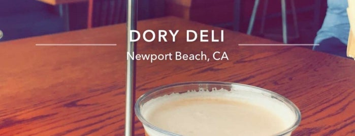 Dory Deli is one of Tried It.