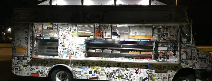 Noho Food Truck Collective is one of JNETs Hip and Happy LA Places.