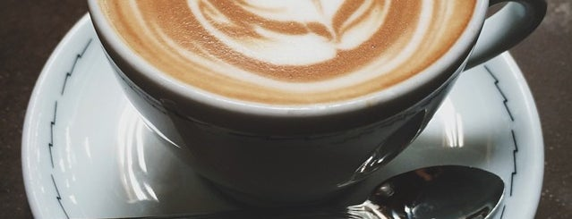 Sightglass Coffee is one of San Fran.