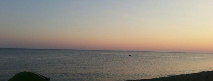 Gizli Liman Plajı is one of Locais curtidos por Zülfiye.