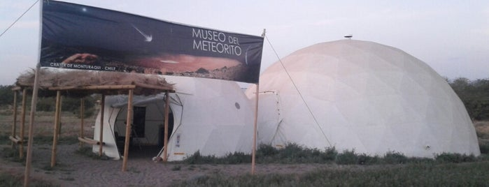 Museo del Meteorito is one of San Pedro de Atacama.