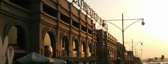 Concord Plaza is one of Posti che sono piaciuti a Isra'.