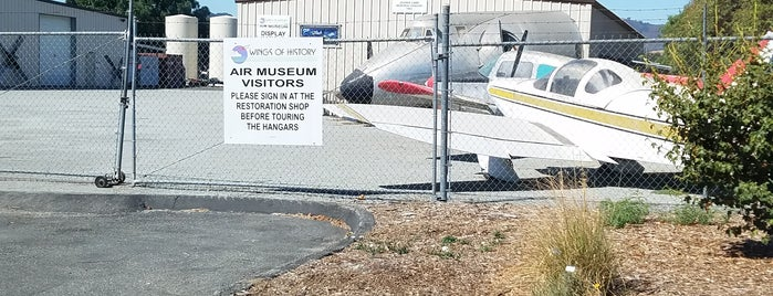 Wings of History Museum is one of Aerospace Museums.
