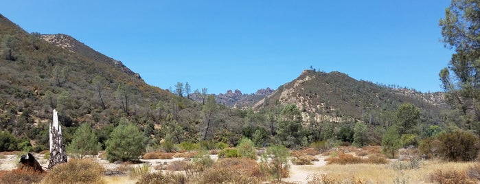 Pinnacles National Park is one of Chris 님이 좋아한 장소.