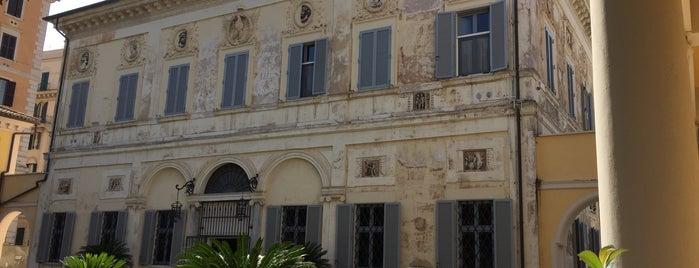 Casino Massimo Lancellotti al Laterano is one of สถานที่ที่ Gianfranco ถูกใจ.