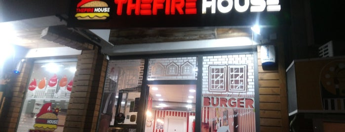 The Fire House is one of 📍izmir | GASTRONAUT'S GUIDE.