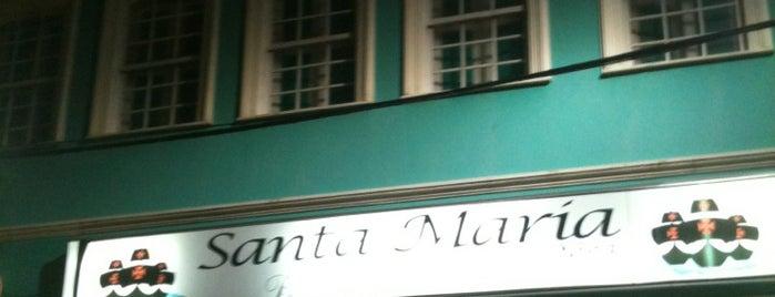 Santa Maria, Pinta E Nina is one of Locais curtidos por Weber.