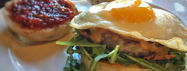 Kanela Breakfast Club is one of The 8 Best Egg Sandwiches in Chicago.