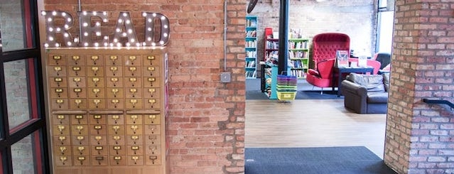 Open Books is one of 4sq Top Picks on Chicago.