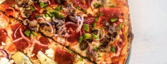 O4W Pizza is one of The 38 Essential Atlanta Restaurants, Winter 2017.