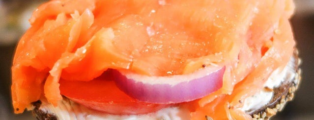 Baz Bagel and Restaurant is one of Choice Eats 2015 Restaurants.