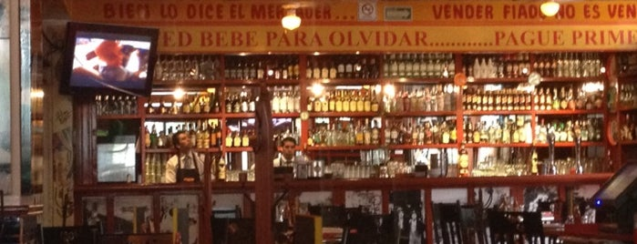 La Cantina de los Remedios is one of Drinks casuales.